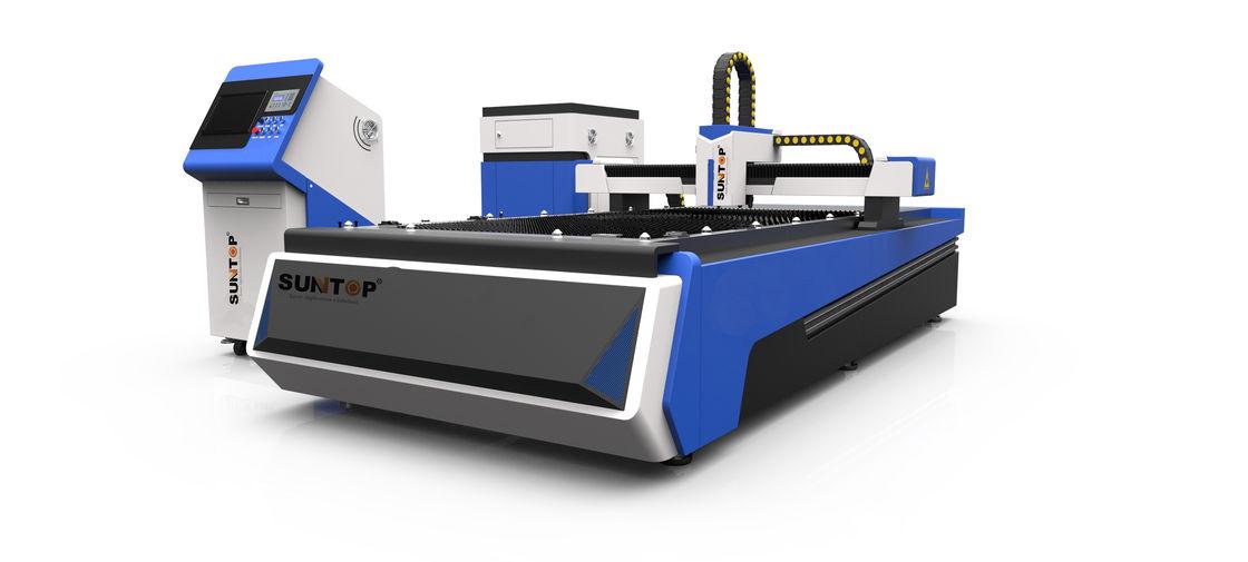 강철 고급장교 및 Alumnium 기업을 위한 500w Cnc 섬유 레이저 절단기 가공